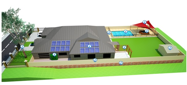 Virtual House Tool image
